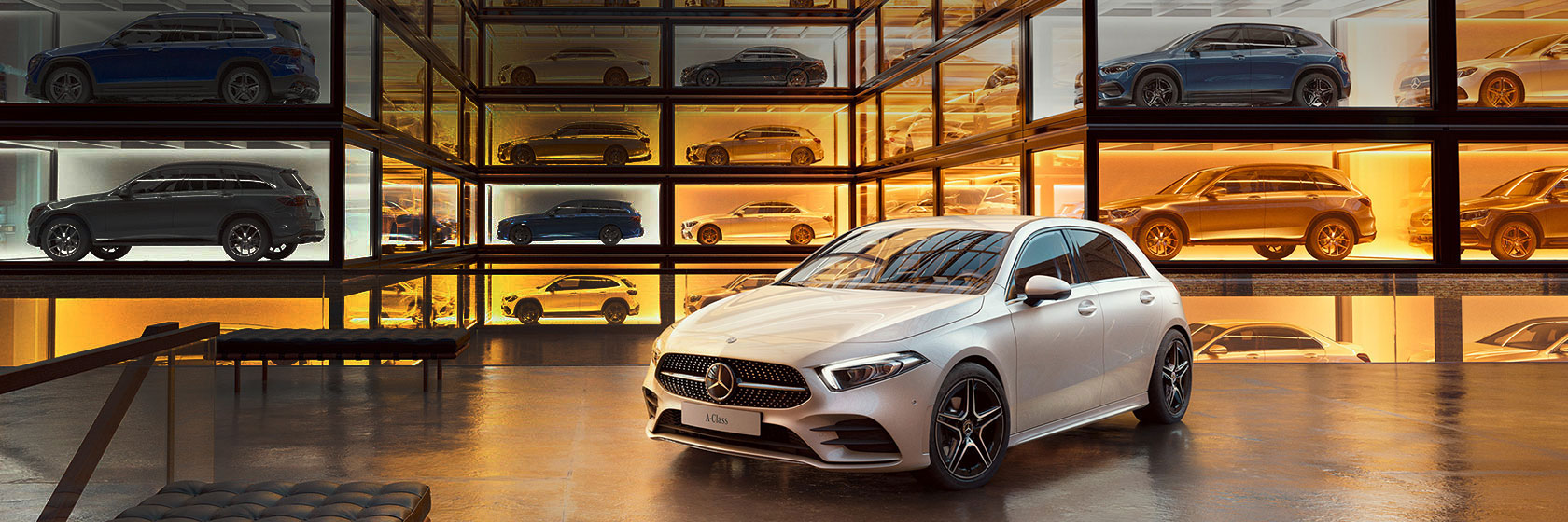 Mercedes-Benz Showroom Online